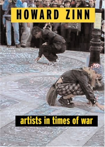 Artists in Times of War   2003 edition cover
