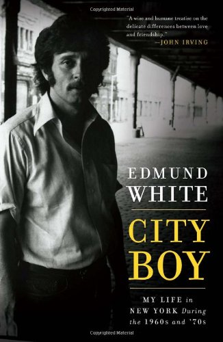 City Boy My Life in New York During the 1960s and '70s  2009 edition cover