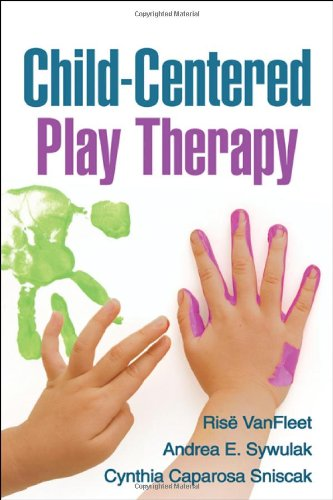 Child-Centered Play Therapy   2010 edition cover