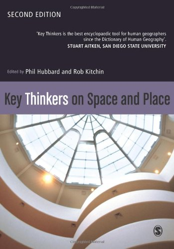 Key Thinkers on Space and Place  2nd 2011 9781849201025 Front Cover