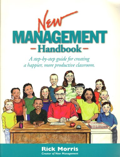 New Management Handbook  Teachers Edition, Instructors Manual, etc.  9781889236025 Front Cover