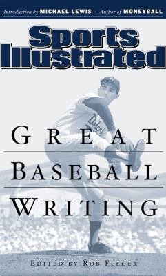 Great Baseball Writing  N/A 9781932994025 Front Cover