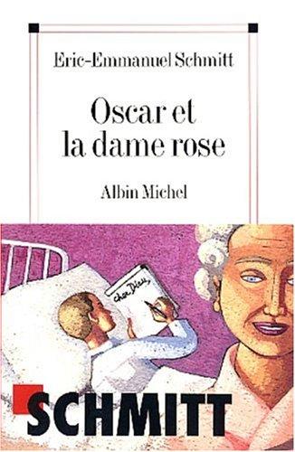 OSCAR ET LA DAME ROSE N/A edition cover