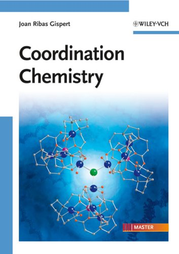 Coordination Chemistry   2008 edition cover