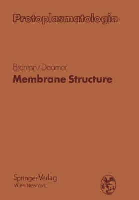 Membrane Structure   1972 9783709156025 Front Cover