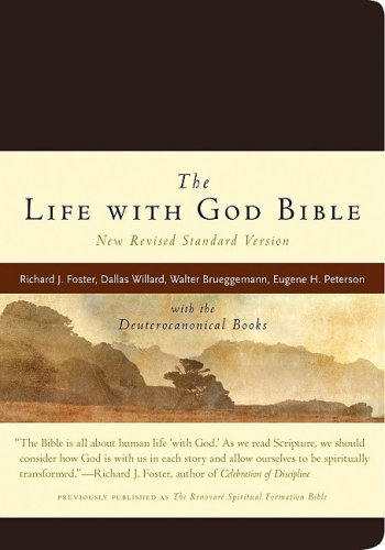 Life with God Bible With the Deuterocanonical Books N/A edition cover