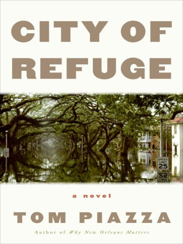 City of Refuge  Large Type 9780061669026 Front Cover