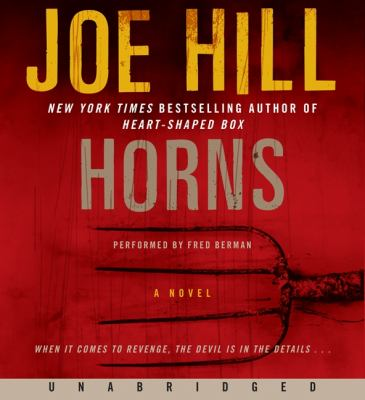 Horns   2010 (Unabridged) 9780061768026 Front Cover