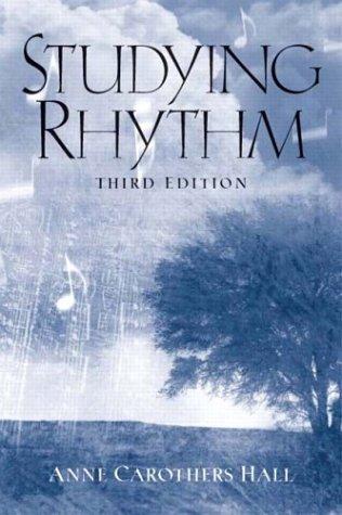 Studying Rhythm  3rd 2005 edition cover