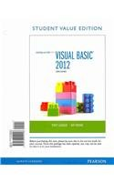 Starting Out with Visual Basic, Student Value Edition  6th 2014 edition cover