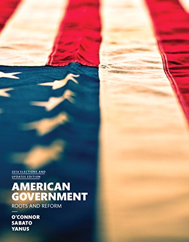 American Government 2014 + New Mypoliscilab for American Government Access Card: Election Edition  2015 edition cover