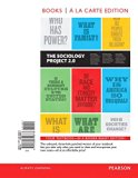 Sociology Project Introducing the Sociological Imagination, Books a la Carte Edition Plus NEW MySocLab for Introduction to Sociology -- Access Card Package 2nd 2016 edition cover