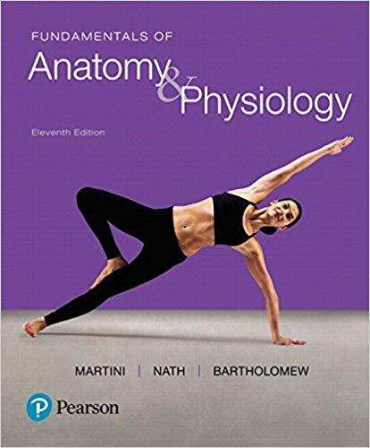 Cover art for Fundamentals of Anatomy and Physiology, 11th Edition