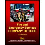 Fire and Emergency Services Company Officer  4th 2007 edition cover
