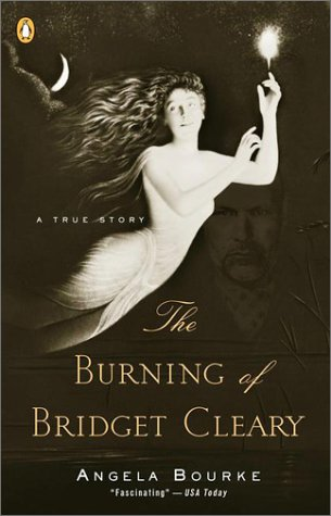 Burning of Bridget Cleary A True Story Reprint  edition cover