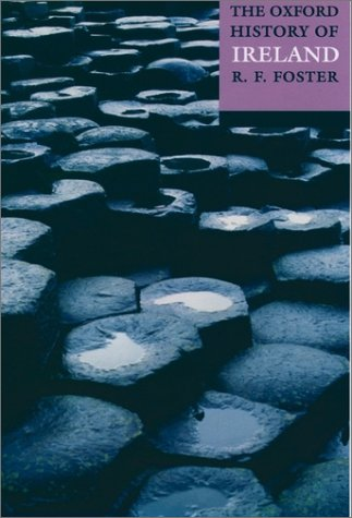 Oxford History of Ireland  2nd 2001 (Reissue) edition cover