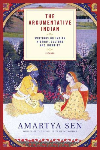 Argumentative Indian Writings on Indian History, Culture and Identity N/A 9780312426026 Front Cover