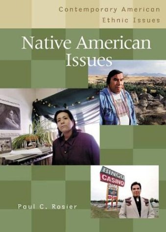 Native American Issues   2003 edition cover