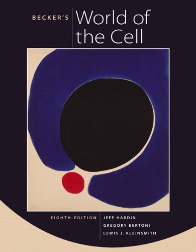 Becker's World of the Cell  8th 2012 9780321716026 Front Cover