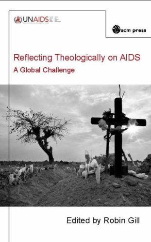 Reflecting Theologically on AIDS A Global Challenge  2007 9780334040026 Front Cover
