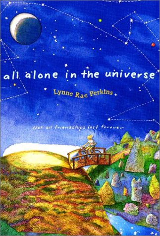All Alone in the Universe   2001 (Reprint) edition cover