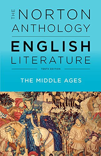 The Norton Anthology of English Literature:   2018 9780393603026 Front Cover