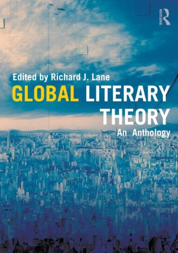 Global Literary Theory An Anthology  2013 edition cover