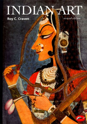 Indian Art A Concise History 2nd 1997 (Revised) edition cover