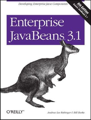 Enterprise JavaBeans 3. 1 Developing Enterprise Java Components 6th 2010 edition cover