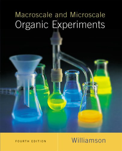 Macroscale and Microscale Organic Experiments  4th 2003 9780618197026 Front Cover