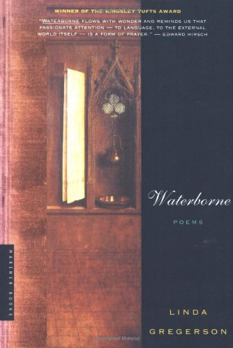 Waterborne Poems  2004 edition cover