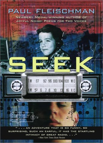 Seek   2003 edition cover