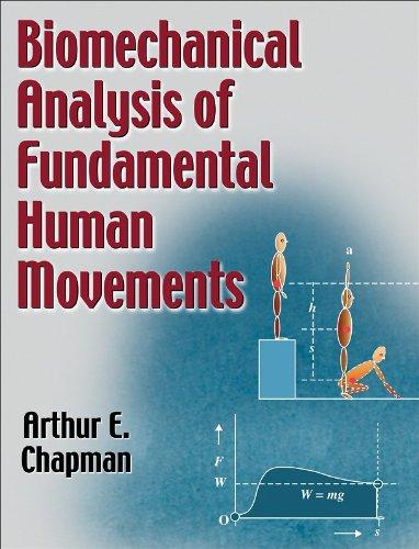 Biomechanical Analysis of Fundamental Human Movements   2008 edition cover