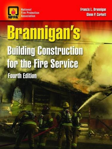 Brannigan's Building Construction for the Fire Service  4th 2008 (Revised) edition cover