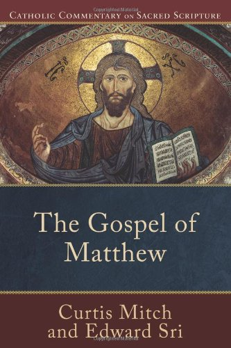 Gospel of Matthew  N/A edition cover