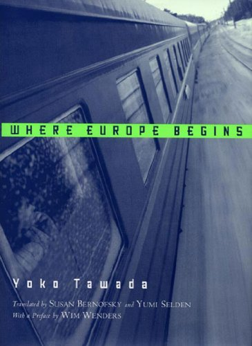 Where Europe Begins   2007 9780811217026 Front Cover