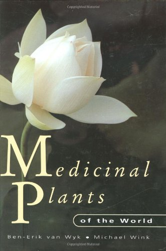 Medicinal Plants of the World   2004 edition cover