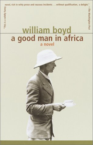 Good Man in Africa   2003 edition cover