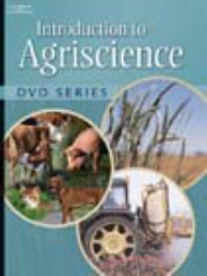 Introduction to Agriscience   2006 9781401880026 Front Cover