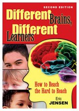 Different Brains, Different Learners How to Reach the Hard to Reach 2nd 2010 edition cover