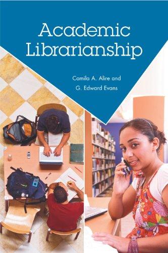 Academic Librarianship   2010 edition cover
