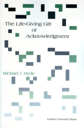 Life-Giving Gift of Acknowledgment   2005 edition cover