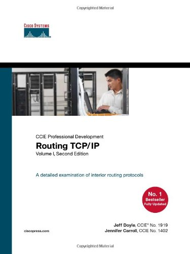 Routing TCP/IP  2nd 2006 (Revised) edition cover