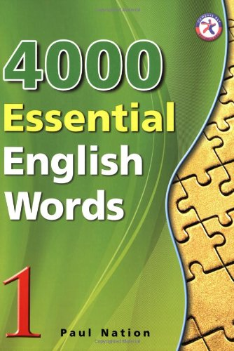 4000 ESSENTIAL ENGLISH WORDS,B N/A edition cover