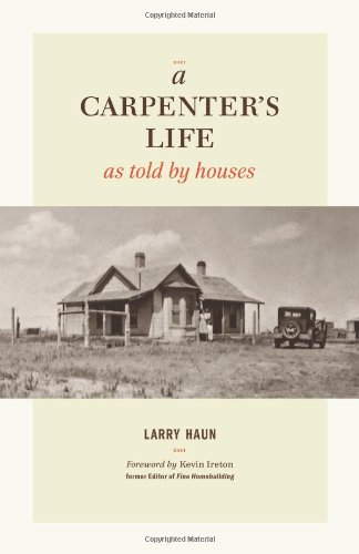 Carpenter's Life as Told by Houses   2011 edition cover