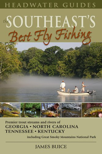Southeast's Best Fly Fishing   2009 9781934753026 Front Cover