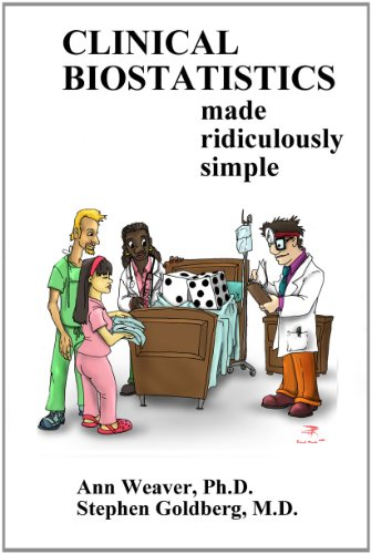 Clinical Biostatistics Made Ridiculously Simple   2011 edition cover