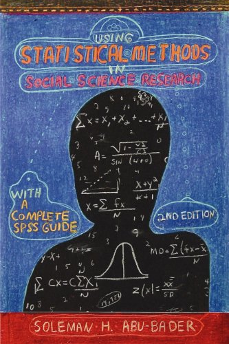 Using Statistical Methods in Social Science Research With a Complete SPSS Guide 2nd 2011 edition cover