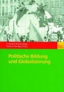 Politische Bildung Und Globalisierung:   2002 9783810026026 Front Cover