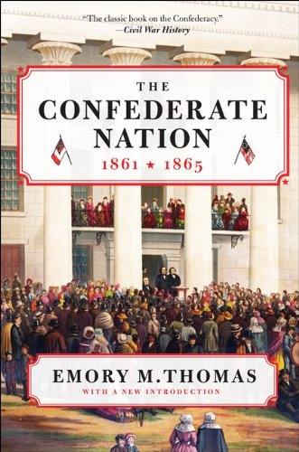 Confederate Nation, 1861-1865   2011 edition cover